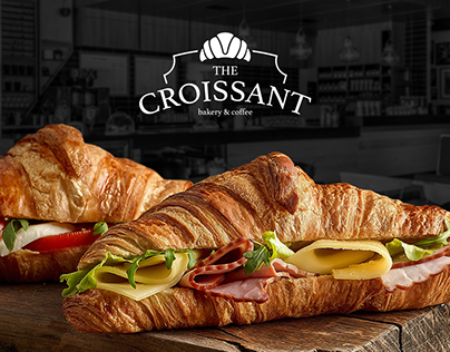 Croissant - Bakery and Coffee | Branding