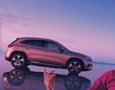 Mercedes-EQ I EQA Launch Campaign