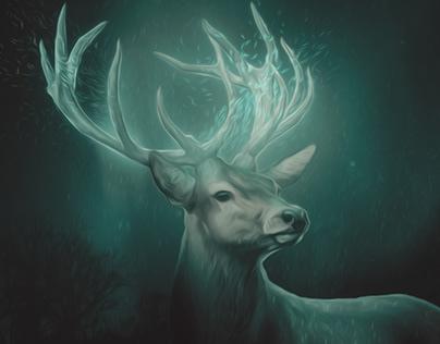 Lonely Deer | Manipulation