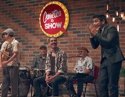 Carretica y Show II Temporada / Pilsen