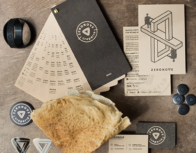 ZERONOVE | Brand Identity