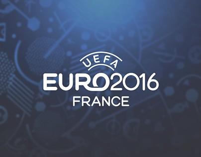 Euro 2016 National Teams