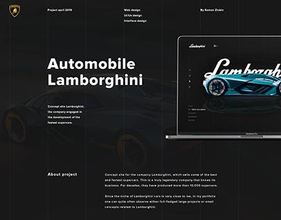 Automobile Lamborghini