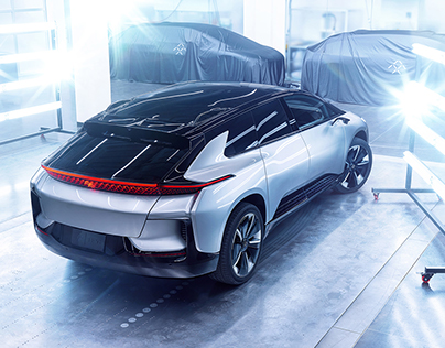 Faraday Future FF91 - Top Gear