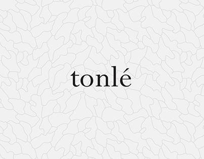 tonlé - Visual Branding