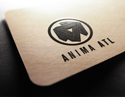 Anima ATL Event: Logo Development