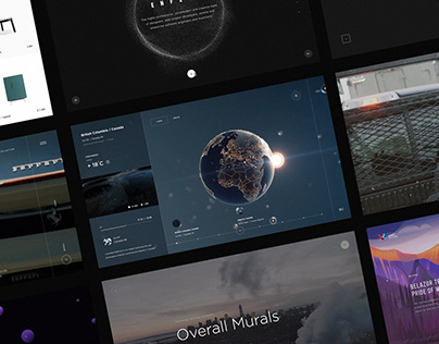 UI/UX design collection: ultimate digital inspo