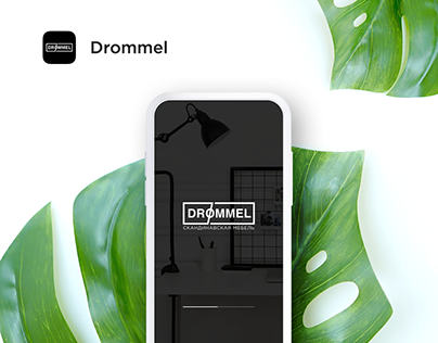 Drommel AR application