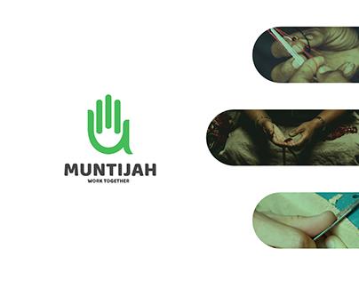 Muntijah | Logo