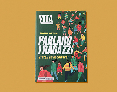 Vita Magazine Cover