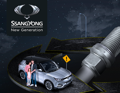 Social media - SsangYong Colombia