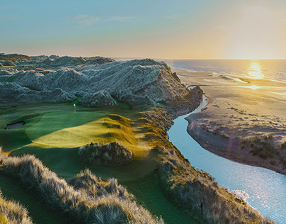 Trump International Golf Links, Scotland