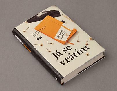 Book cover / Já se vrátím