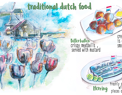 Illustrated Recipes for theydrawandcook