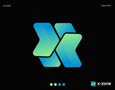 Abstract X Logo Design