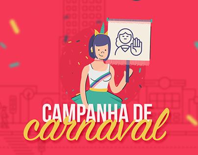 Campanha de Carnaval - Governo da Paraíba