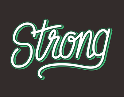 strong not strong must be strong
