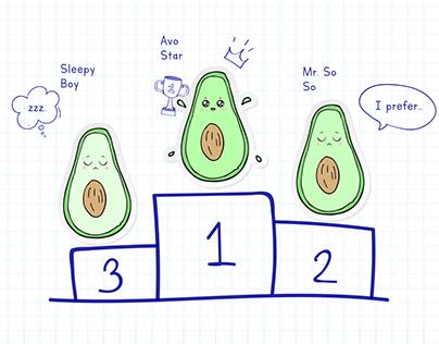 Avocado delivery website