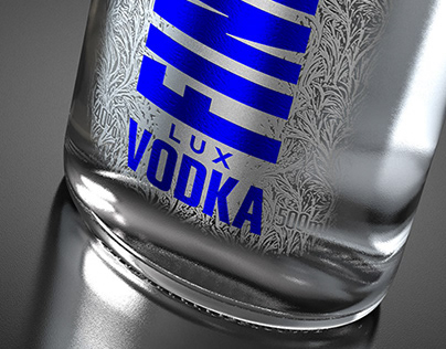 FINNICE. Vodka. Label design.