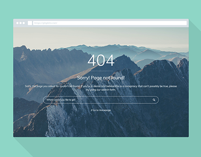 Forty Four - 404 Page & 301 Redirection for WordPress