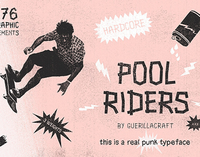 Pool Riders by Guerillacraft