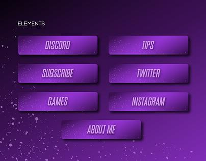 EdiTeetum - Twitch Branding