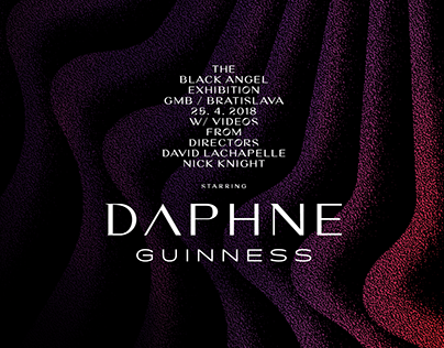 Daphne Guinness exhibition