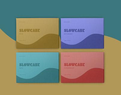 SLOWCARE SOAP PACKAGING DESIGN