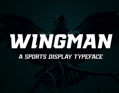 Wingman Typeface