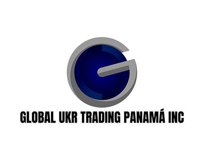 Imagotipo Global UKR Trading Panamá