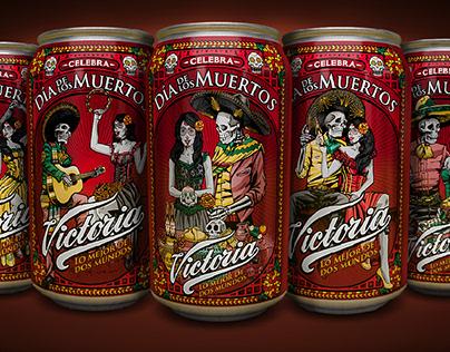 Cerveza Victoria, Día de los muertos