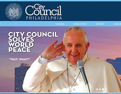 Web and Mobile Design for Philadelphia