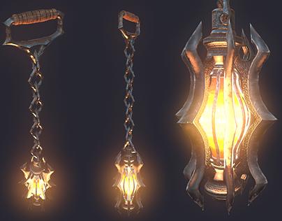 LanternMace