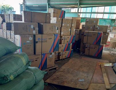 Vận chuyển hàng hoá đi Hà Nội tại Tp.HCM giá tốt