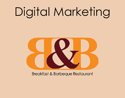 B&B (barbeque and breakfast) Social Media Marketing