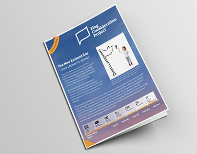 Flag consideration Project: Ed Gazette Advert.