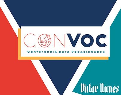 Identidade Visual da Conferência CONVOC