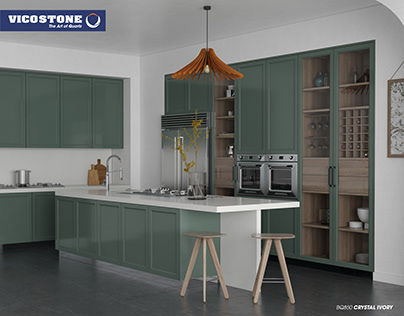 Classic Collection 2020 - Vicostone CRYSTAL IVORY BQ850
