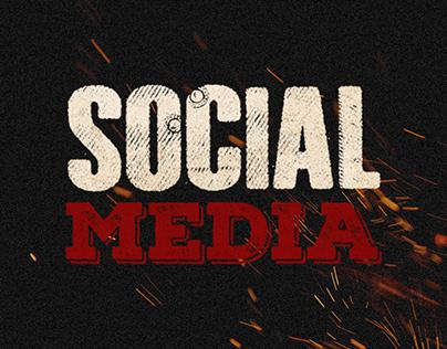 DARK FIRE SOCIAL MEDIA
