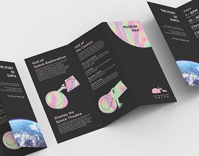 Hong Kong Space Museum | Rebranding Project