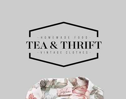 Tea&Thrift | Branding