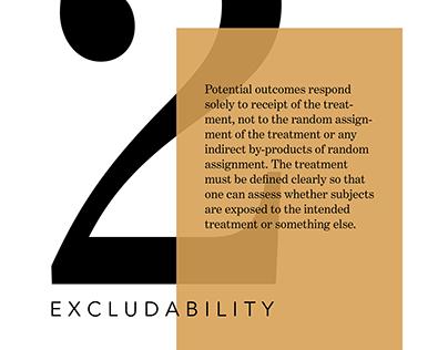 Requirements for Unbiased Estimates