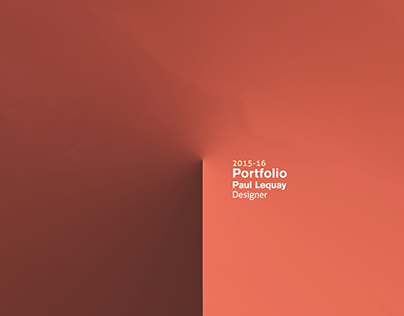 Portfolio 2016_Paul Lequay