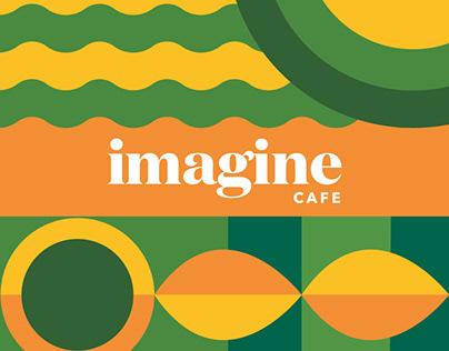 Imagine Cafe - Brand Identity