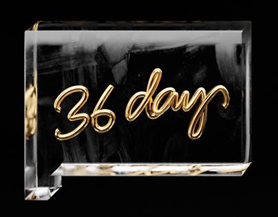 36 Days of Type 2019 - MCU