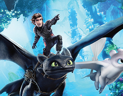 Universal: Fly With Toothless