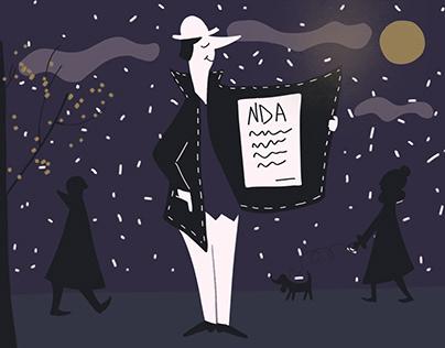 mobile app NDA