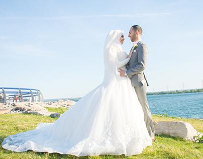 Hussain weds Rasha