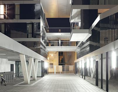 Philippe Dubus' amazing architecture