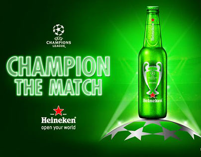 Heineken e Champions League